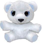 Lumo Polar Bear Nalle - Classic - 15cm