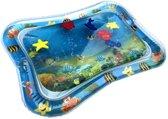 Opblaasbare Waterspeelmat - Baby Speelmat - Watermat- Babytrainer - Babygym - Kraamcadeau - Baby Shower