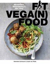 Boekomslag van 'Fit vega(n) food'