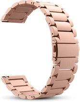 YONO Schakel bandje - Samsung Galaxy Watch (46mm)/Gear S3 - Rose Gold