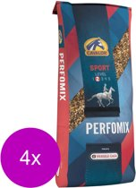 Cavalor Perfomix - Paardenvoer - 4 x 20 kg Sport