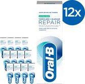 Oral-B Tandvlees & Glazuur Repair Extra Fris Tandpasta - Voordeelverpakking - 12x75ml
