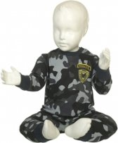 Fun2Wear USA Ranger Pyjama Grey maat 176