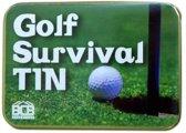 Bushcraft Golf Survival Tin