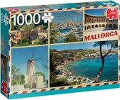Greetings from Mallorca Premium Collection Puzzel 1000 Stukjes