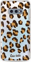 Casetastic Softcover Samsung Galaxy S10e - Leopard Print