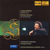 Mahler:Symph. No.9 Staatsk. V.17 2-Cd