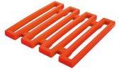 Zak!Designs Onderzetter - Voor Pannen - Vierkant - Oranje