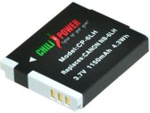 ChiliPower NB-6LH accu voor Canon - 1150mAh