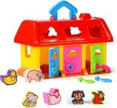Leer- en Speel Dierenhuis