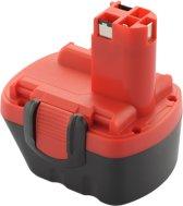 Battery Bosch PSR12VE2, PSB12VE2, 2607335442, BAT120, 12 V