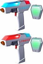 Laser X Micro Double Set   Lasergame set voor kinderen vanaf 6 jaar!