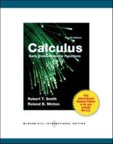 Calculus 4e ed