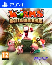 Worms: Battlegrounds - PS4