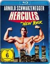 Hercules in New York/Blu-ray