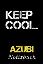 Keep Cool Azubi Notizbuch
