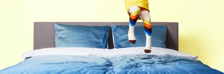 Hoog Bed 140x200.Bol Com Bed Kopen Alle Bedden Online