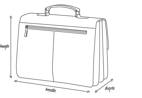 Bag 6 River Inch Cognac Vintage Laptop 15 Burkely FYgq6wtx