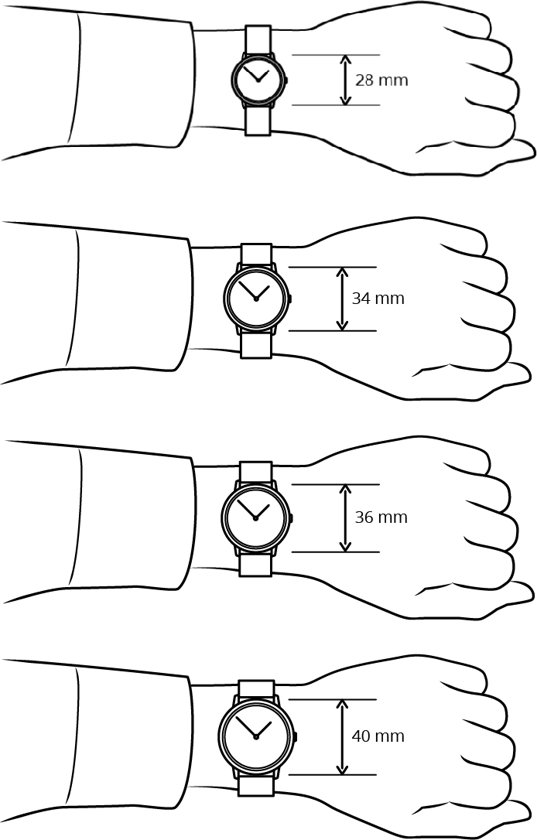 Fossil Neely Horloge
