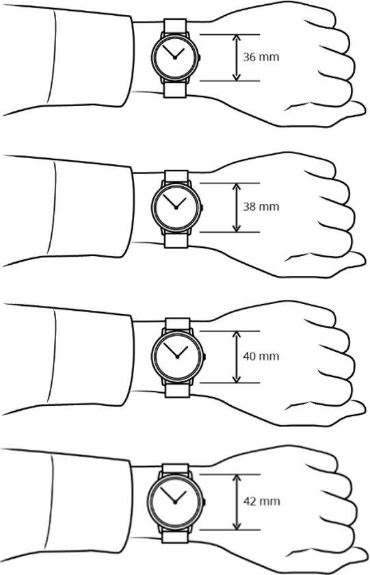 Paul Hewitt Sailor Line Gold Horloge
