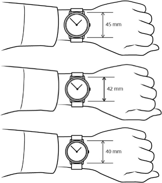 Komono Winston Subs Nato Horloge