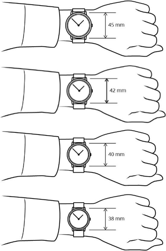 Swiss Military Hanowa Touchdown Chrono Horloge