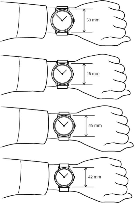 Fossil Grant ME3098 Horloge