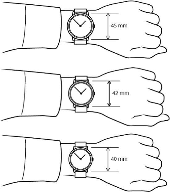 Komono Winston Woven Horloge