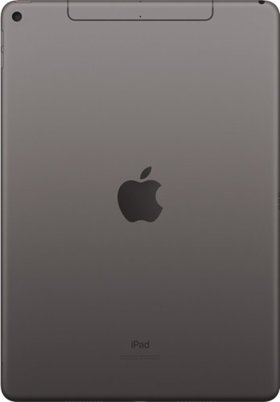 Apple iPad Air (2019) 10,5 inch Space Gray 256GB Wifi + 4G