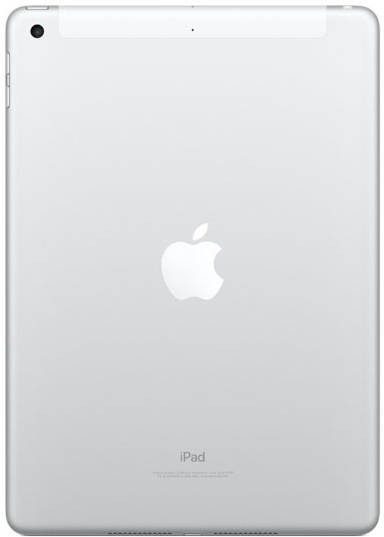 Apple iPad (2018) 32GB Wifi + 4G Silver