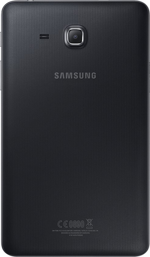 Samsung Galaxy Tab A 7.0 Wifi Zwart