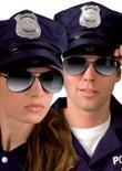 Partybril Politie