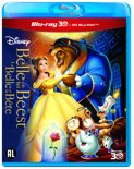 Belle en het Beest (3D Blu-ray)