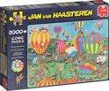 Jan van Haasteren Het Ballon Festival - Puzzel 2000 stukjes