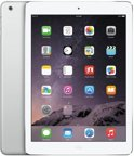Apple iPad Air - WiFi + 4G - 64GB - Wit/Zilver - Tablet