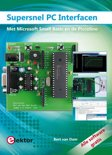 Bert van Dam boek Supersnel PC interfacen Hardcover 9,2E+15