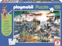 Schmidt Puzzel - Playmobil Pirateneiland