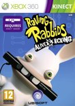 Rabbids: Alive And Kicking - Xbox 360 Kinect