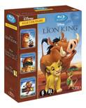 Lion King Trilogy, The (Blu-ray)