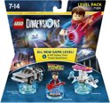 LEGO Dimensions: Back To The Future - Level Pack 71201