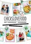 Kaft van e-book Chickslovefood