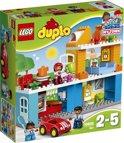 LEGO DUPLO Familiehuis - 10835