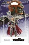 Nintendo amiibo Super Smash Figuur Ganondorf - Wii U + NEW 3DS + Switch