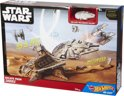 star wars ontsnapping van Jakku Hot Wheels speelset