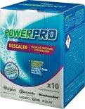 Powerpro DDU100 Ontkalker voor Wasmachine en Vaatwasser  - 10 doseringen