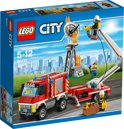 LEGO City Brandweer Hulpvoertuig - 60111