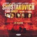 Shostakovich: Piano Quintet, Trio no.1, 5 pieces