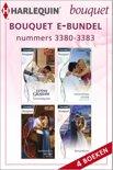 Bouquet e-bundel nummers 3380 - 3383, 4-in-1