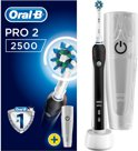Oral-B PRO 2 2500 Cross Action - Elektrische Tandenborstel
