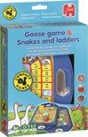 Ganzenbord & Slang en Ladderspel - Reiseditie